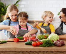 Recomandări de folos pentru crescut copii ce vor mânca sănătos