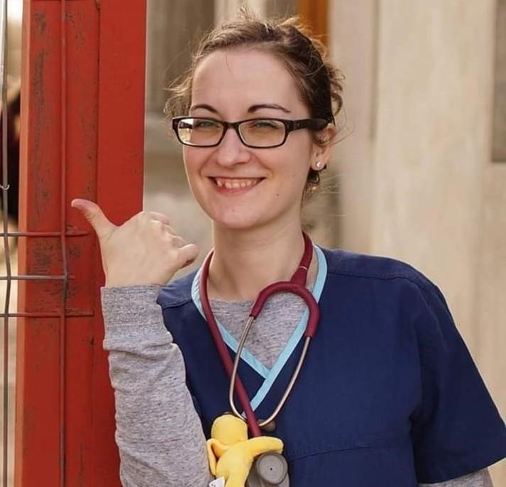 dr. Cristina Popescu, medic pediatru