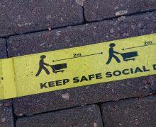 Măsurare personală în distanțarea socială