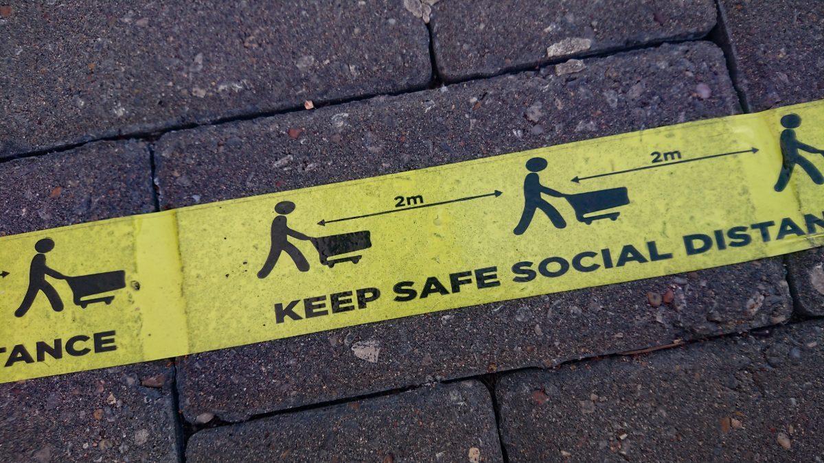 recomandare distantare sociala