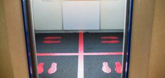 Distanțarea socială în lift: o considerăm sau îi dăm cu flit? (Facebook)