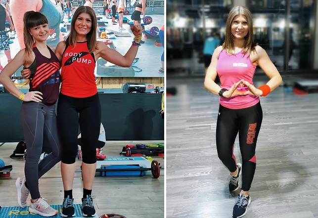 femeie sport greutate ideala