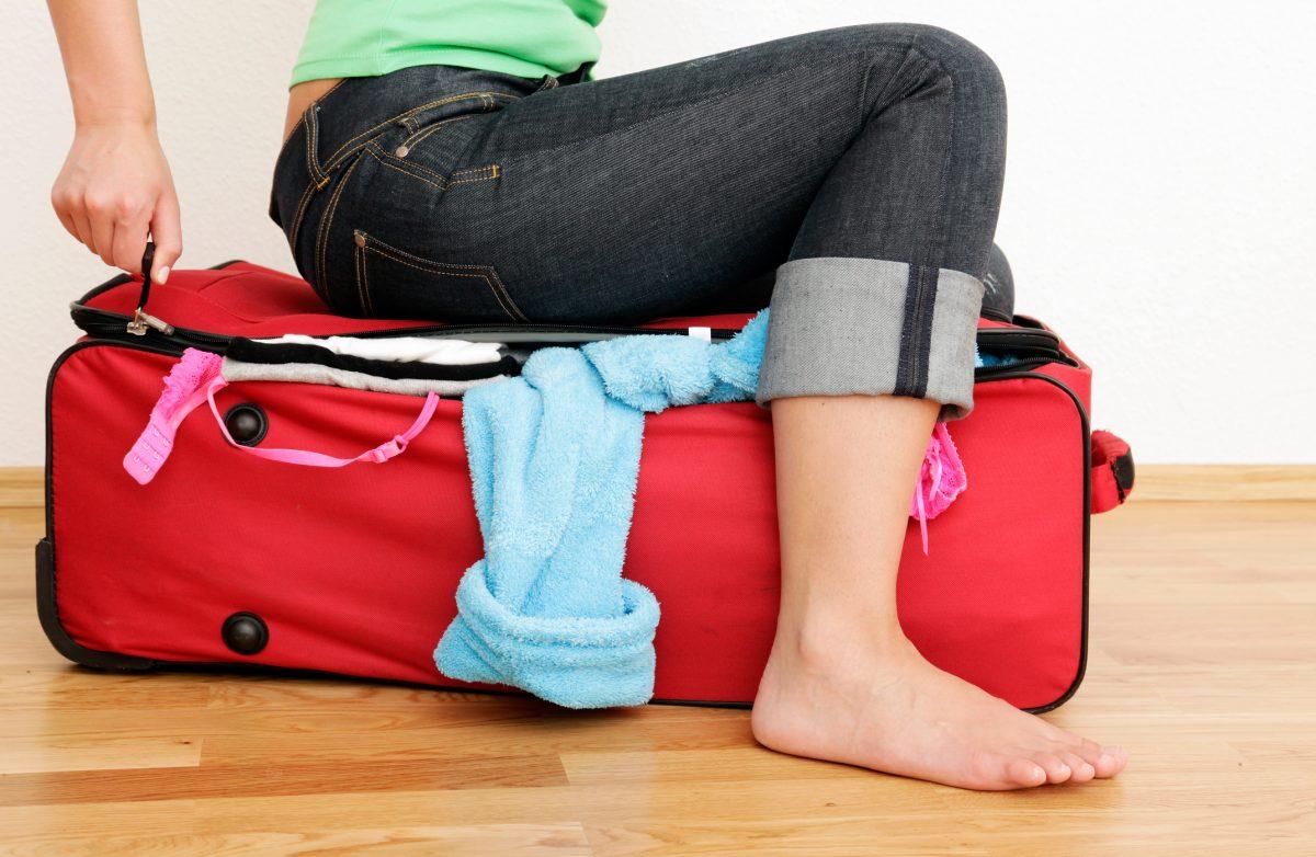 impachetat bagaje familie vacanta