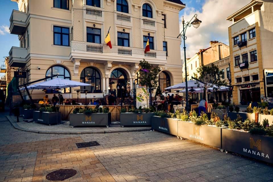 Manara Brasserie Constanta