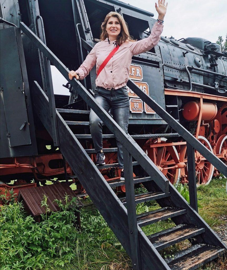 muzeu locomotive aburi viseu de sus