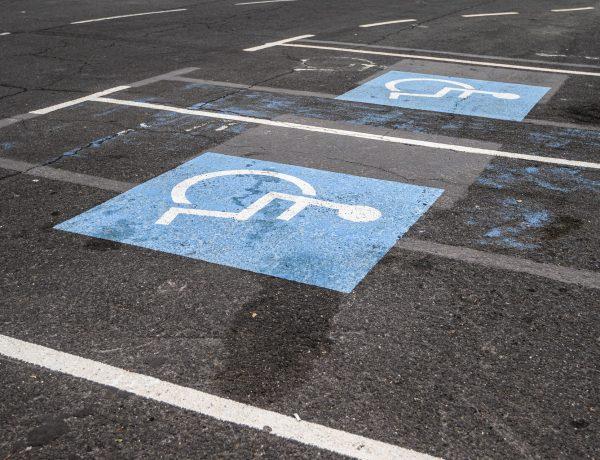 parcare loc handicap tenerife