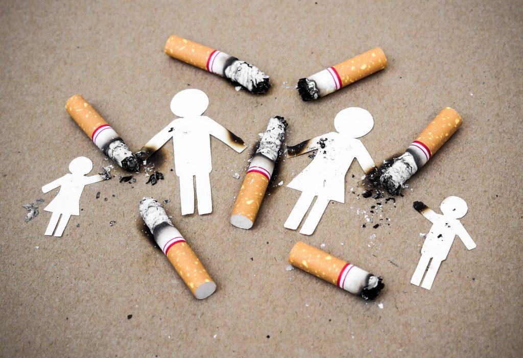 fumat mana a treia familie copii